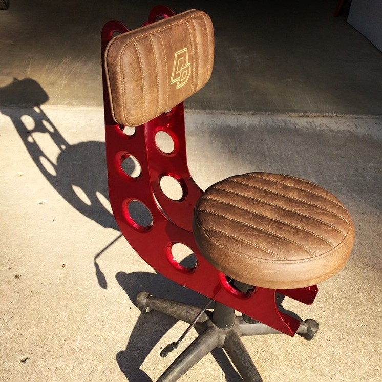 Deuling Design Custom Chair (2)
